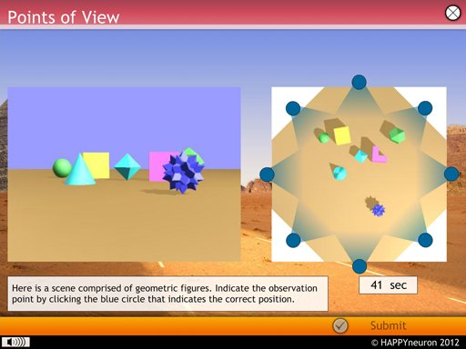 Screenshot: Points of View