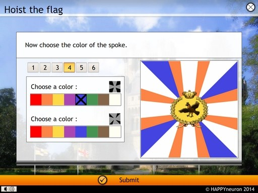 Screenshot: Hoist the Flag
